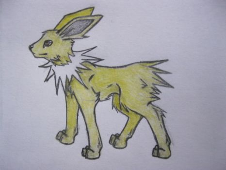 Jolteon by lyvinzyith
