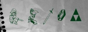 Legend of Zelda Drawings? by AeroxVentusxYuni