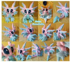 chao Koba Manakete by Feneksia-Creations