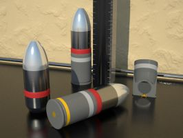 25mm Rifled Grenade-Low Velocity Round by KillSwitchWes
