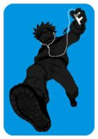 iPod: Naruto by m0nr