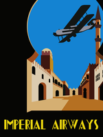 Imperial Airways II (Vector) by DecoEchoes