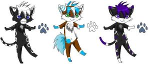 .:Adopts 6 CLOSED:. by WinterInsanity26
