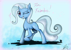 The Great And Powerful Trot by peperoger