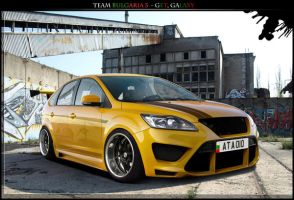 Ford Focus ST - PSU's WTB by BGGaLaXy