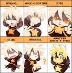 Style Meme by maguro-chan