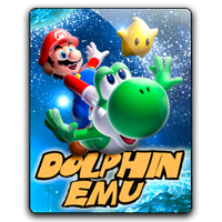 Dolphin Emulator Icon 3 by Joshemoore