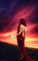 The flame within by Mors-Infinnita