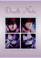 Icons Death Note by xBonbons