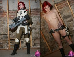 Unknownenemy by CosplayDeviants