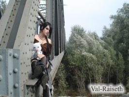 Cosplay Lulu Final Fantasy X by Val-Raiseth