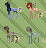 Adoptables Auction. [Open] by BlackBloodHunter