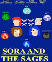 Sora and the Sages by jacobyel