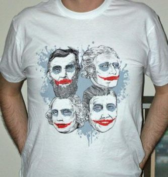 Funny Presidents by BangBangTshirts