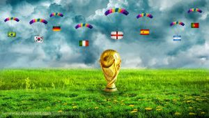 World Cup fifa, we are coming by tazwaraz