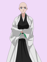 BASE 128 - Female Bleach captain by Rainfall-Bases