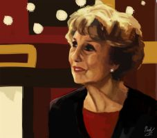 Mrs Hudson by Whimsnicole