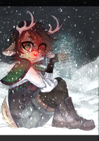 Snow by Yunii-sama