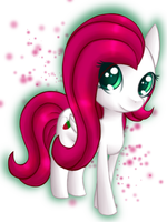 MLP FiM OC - Cloud Berry (+Speed paint) by GracelessUnison