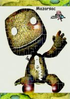 LBP - one of a KInd Mazing by Morkybabes