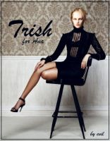 Oh Trish  for Ana by EvilMaybe
