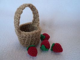 Berry Basket by Brookette