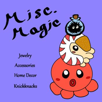 Misc. Magic Banner by Misc-Magic