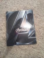 AVENGERS STEELBOOK (FRONT) by darthbriboy