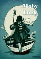 Moby Dick by juliodelrio