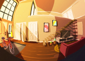 room by jungkyard