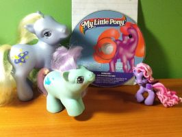 My Little Pony Collection by iluvchedda