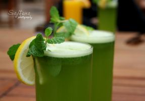 Lemon with Mint by softeno
