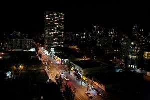 Vancouver - Davy Street by puppeteerHH
