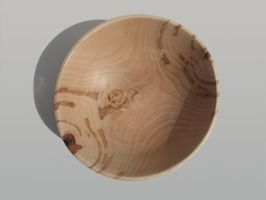 Beech Bowl BB07 by 22spoons