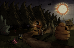 Don't Starve by Dreamprotected