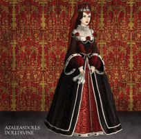 The Red Queen by LadyIlona1984