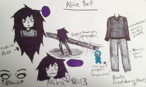 Alice Ref by TheLadyOfBlack
