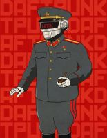 Soviet Daft Punk IV by Ramblin-Man
