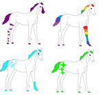 Point Adopts by ponylover101