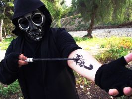 Death Eater - Harry Potter by Kharen94th