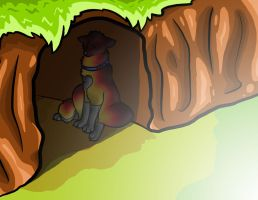 The Cave by Yellow-K9