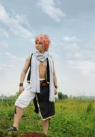 Natsu from Fairytail by Echow88