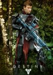 DESTINY TITAN Cosplay by CpCody