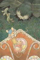 hansel and gretel by wakato90
