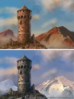The tower of joy by henning
