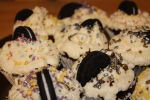 Oreo Cupcakes by JuliasPhotography