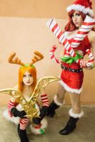 Xmas on LoL by LordSchiffer