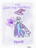 Trixie The Great by 1rumi1