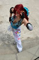 Ringo Air Gear Cosplay by azka-cosplay