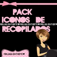 Pack De Iconos. :3 by MeluuEditions